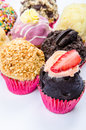 Free Cupcakes Royalty Free Stock Image - 30796656