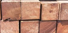 Free Stack Of Lumber Stock Photo - 30792540