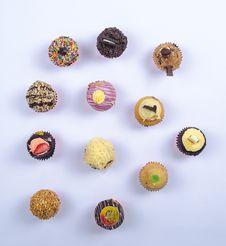 Free Cupcakes Stock Image - 30793021