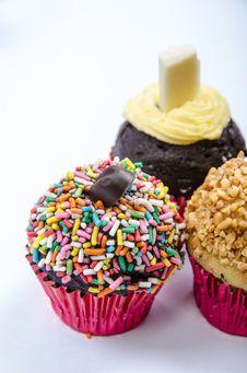 Free Cupcakes Stock Photo - 30793330