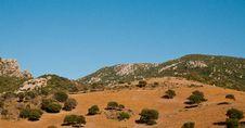 Free Mediterranean Landscape Royalty Free Stock Image - 30793696