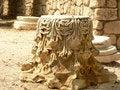 Free Ancient Stone Pillar Detail Royalty Free Stock Photos - 3080538
