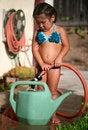 Free Childhood Summer Fun Royalty Free Stock Image - 3081706