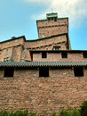 Free The Castle Of Koenigsbourg Royalty Free Stock Photography - 3081757