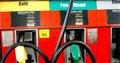Free Gasoline Dispenser Royalty Free Stock Photo - 3085325