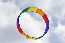 Free Circular Kite Stock Photography - 3080222