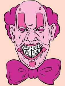 Free Vector Clown Stock Photo - 3080770
