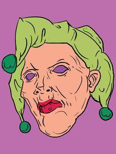 Free Vector Clown Stock Photos - 3080773