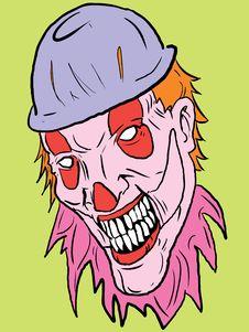 Free Vector Clown Stock Photo - 3080780