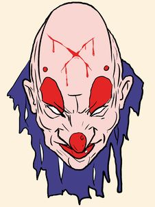 Free Vector Clown Stock Images - 3080784