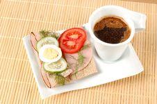 Free Breakfast 9 Stock Image - 3080871