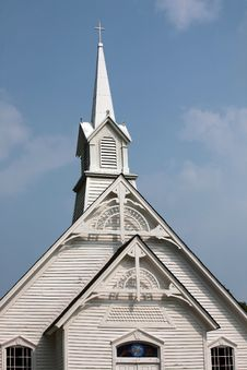Free Country Church In Tennessee Stock Photos - 3081763