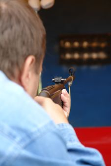Free Shooting-range Stock Photography - 3082522