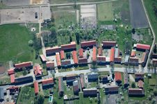 Free Aerial View Of A Village Stock Images - 3083204