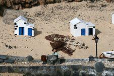 Free Fisherman Village Stock Image - 3083661