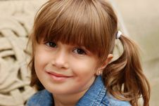 Free Cute Girl Royalty Free Stock Photography - 3085347