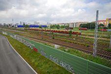 Free Berlin Tracks Stock Photos - 3085933