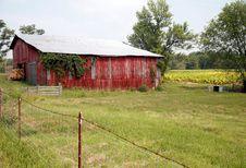 Free Road Side Barn Stock Photos - 3086133