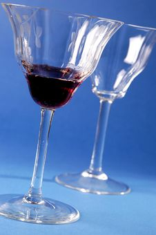 Free Wine Glass Royalty Free Stock Photography - 3086977