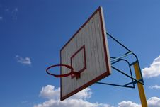 Free Basketball Board Royalty Free Stock Photos - 3087118