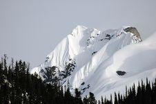Free Snowy Moutain Stock Photo - 3087220