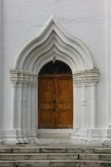 Free Cathedral Door Royalty Free Stock Photography - 3087257