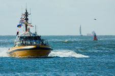 Free Boats In The Harbor Stock Photography - 3087802