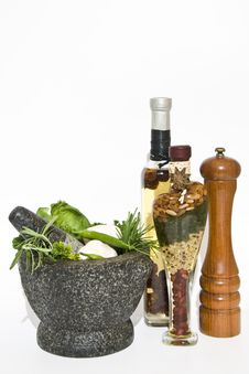 Free Herbs Stock Image - 3088271