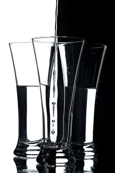 Free Still Life With Glasses Stock Photos - 3088813