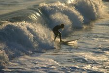 Free Surfer 2 Stock Photos - 3089803