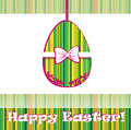 Free Happy Easter Card Stock Photography - 30801862