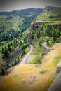 Free Curvy Mountain Road Royalty Free Stock Photography - 30803137