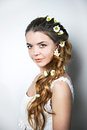 Free Portrait Beautiful Bride Stock Image - 30803211