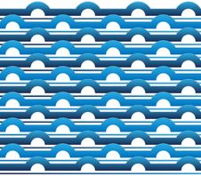 Free Waves On The Water Surface Stock Photos - 30800133