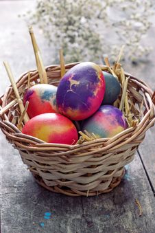 Free Easter Eggs Stock Photography - 30800332