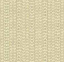 Floral Seamless Background. Abstract Beige And Brown Floral Geometric Seamless Texture