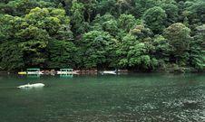 Free Beautiful Landscape In Arashiyama Royalty Free Stock Images - 30808189