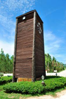 Free Clock Tower Royalty Free Stock Image - 30809496