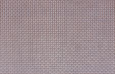 Plastic Basked Weave Texture Royalty Free Stock Photography