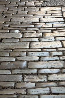 Free Stone Pathway Royalty Free Stock Images - 30815509