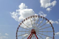 Free Ferris Wheel Stock Photography - 30816632