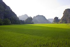 Free Vietnam Limestone Landscape Stock Photo - 30819380