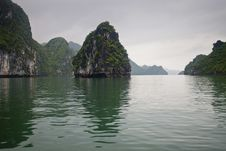 Halong Bay Royalty Free Stock Image