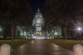 Free Rhode Island State House In Providence Royalty Free Stock Photo - 30827755