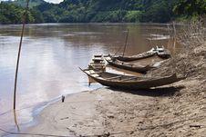 Free Countryside Around Nam Ou Rive Stock Photos - 30820343