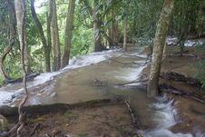 Free Tat Kuang Si Waterfall Royalty Free Stock Photo - 30820495