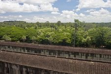 Free Angkor Wat Temple Royalty Free Stock Photos - 30821258