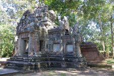 Free Ruins Of Ancient Angkor Temples Royalty Free Stock Images - 30821309