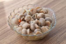Free Pickled Mushrooms Stock Image - 30823441