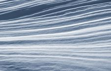 Abstract Snow Formations And Colors Stock Photos
